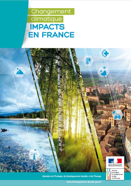 Image publication impact climat France